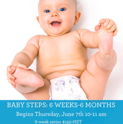 Baby Steps: Connect with Your Little Ones