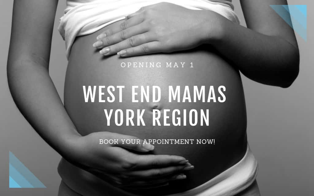 West End Mamas York Region Opening