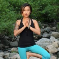 Cachelle Legada-Buenafe, Yoga Instructor at West End Mamas