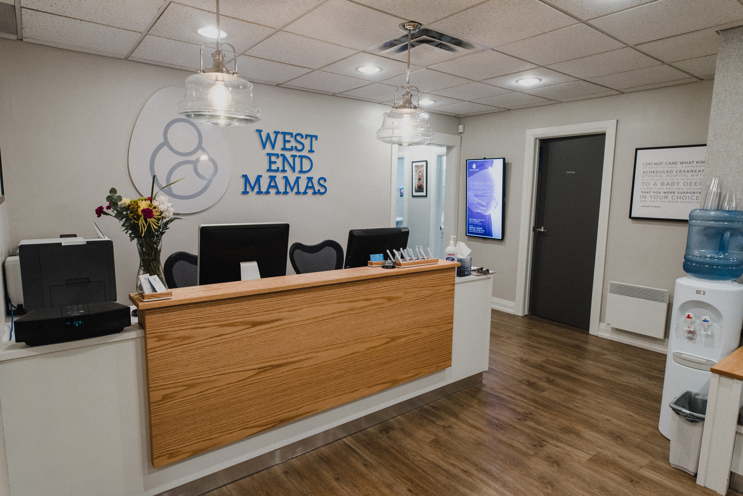 West End Mamas Toronto Office