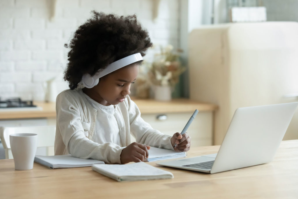 distance learning | virtual school | West End Mamas